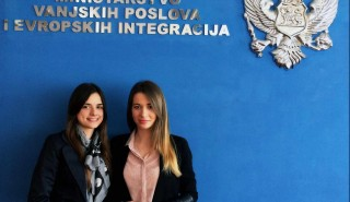 Milica i Tamara - praksa MVPEI